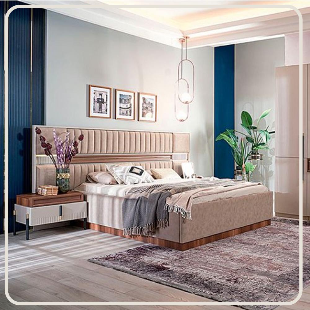 غرفة نوم نيو الكساندرا