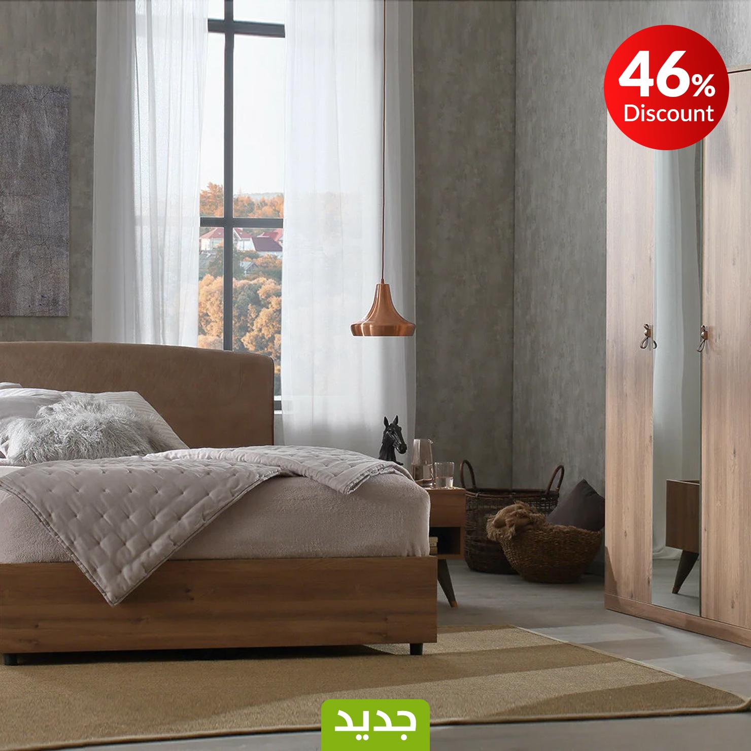 غرفة نوم رافينا