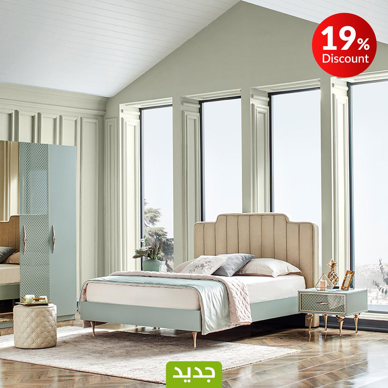 غرفة نوم اليزا