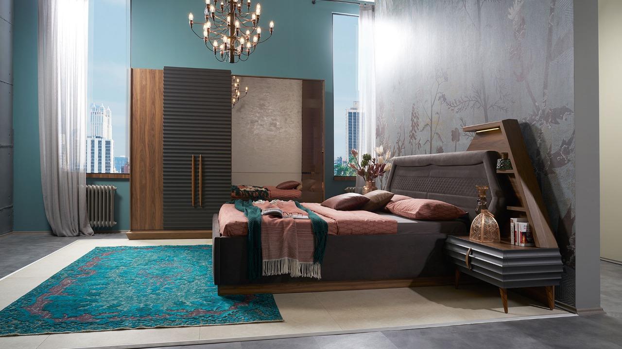 غرفة نوم كوادرو