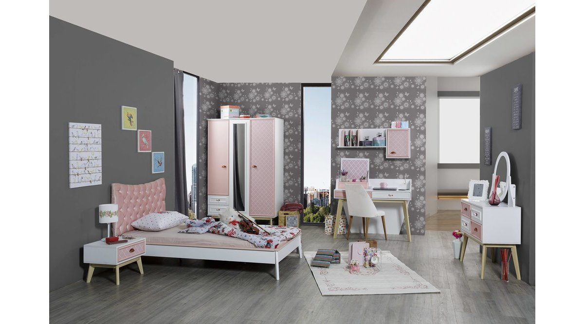غرفة اطفال روزي