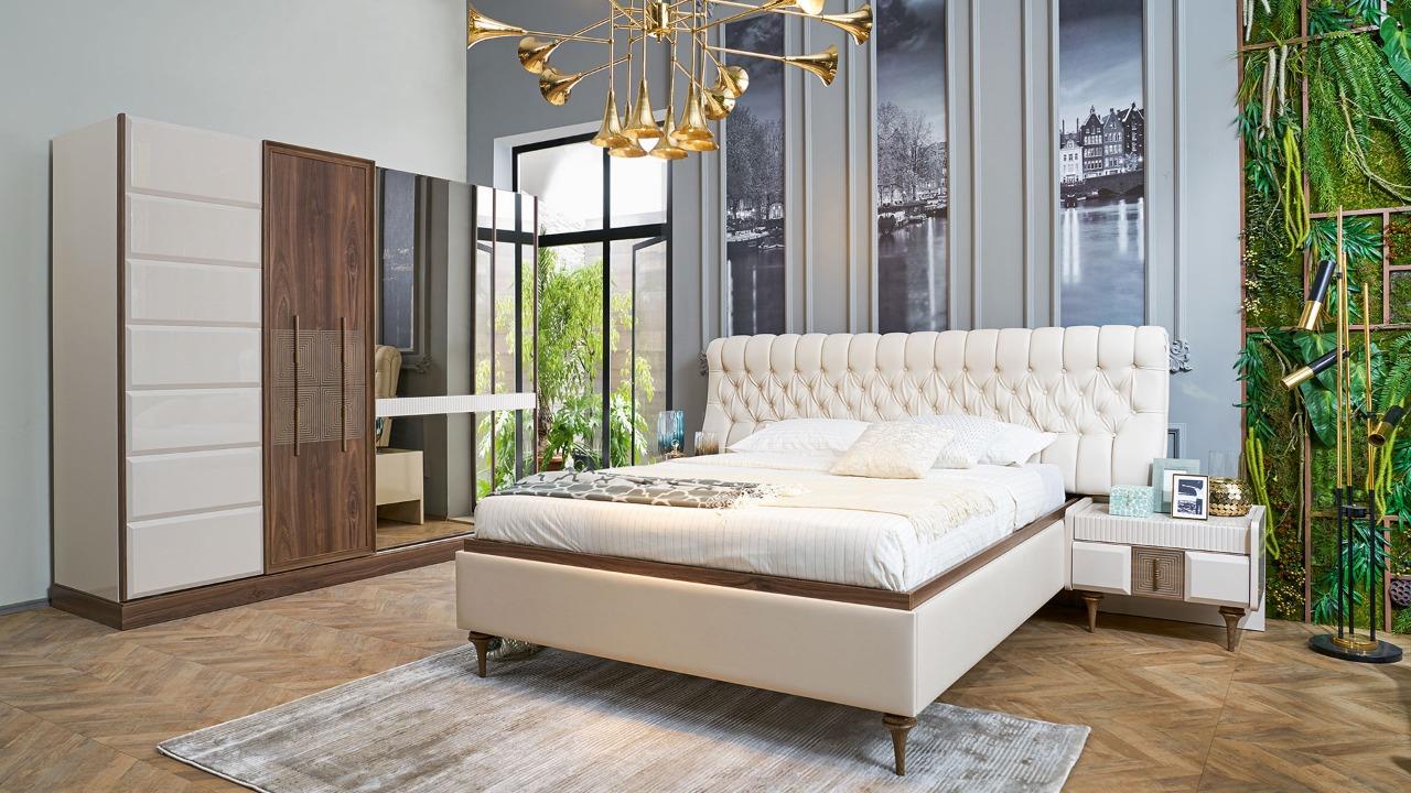 اثاث مصر غرفة نوم كابوتنية تركي