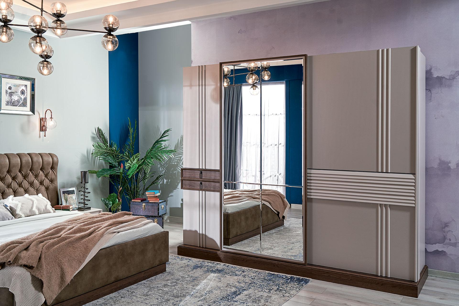 غرفة نوم نيو كابيتونيه